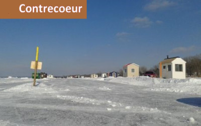 Pêche sur la glace: la saison 2015- 2016 se termine