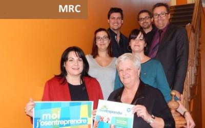 18e édition du Défi OSEntreprendre: la MRC de Marguerite-D'Youville prête à relever le défi. Et vous?