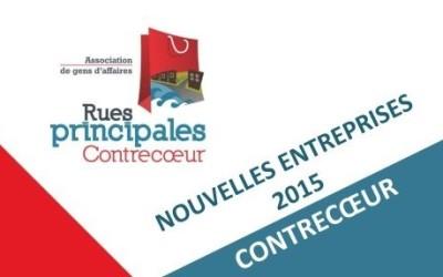 Rues Principales Contrecoeur présente les nouvelles entreprises!