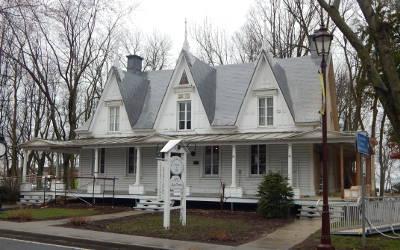 Contrecoeur: la Maison Lenoblet-Du Plessis fait peau neuve!