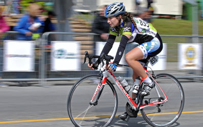 Cyclisme Canada annonce les coureurs qui participeront aux Championnats du monde piste juniors: Laurie Jussaume sélectionnnée !