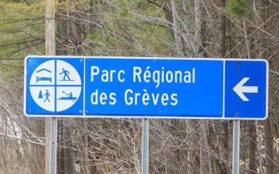 La MRC Marguerite-D'Youville octroie 53 000$ au Parc régional des Grèves