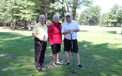 Tournoi de golf de la mairesse de la Ville de Contrecoeur: 25 000 $ remis au Fonds jeunesse
