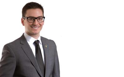 Le député Simon Jolin-Barrette est fin prêt pour la rentrée parlementaire