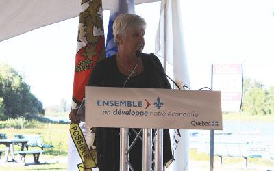 Budget provincial 2017: la MRC réagit positivement à l'annonce de 2,5 millions $ pour les plans et devis des ZIP
