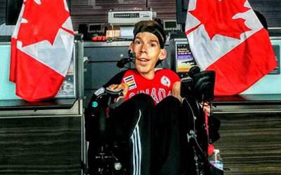 Jeux Paralympiques: le Verchèrois Éric Bussière en compétition !