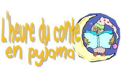 Bibliothèque de Verchères: l'heure du conte en pyjama