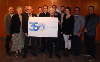La Corporation des fêtes du 350e anniversaire de Ville de Contrecœur: appel à la mobilisation citoyenne
