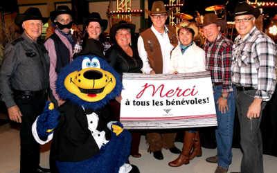 Varennes: grand succès pour la Soirée des bénévoles