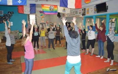 La Maison des Jeunes de Verchères a à coeur la sécurité de ses jeunes filles