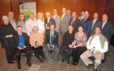 Des entreprises de Contrecoeur, Verchères et Calixa-Lavallée honorées: Célébrer l'excellence des entrepreneurs de la région !