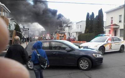 Incendie du 4 novembre à Sorel-Tracy: Sylvain Rochon rend hommage à 4 citoyens courageux