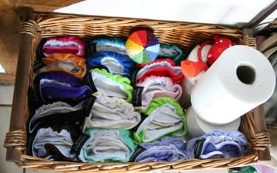 MRC de Marguerite-D'Youville: subvention à l'achat de couches lavables