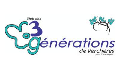 Le Club des 3 Générations: dernière soirée de danse à Verchères