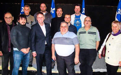 Congrès du PQ de Richelieu: participation citoyenne et services de proximité au cœur des propositions