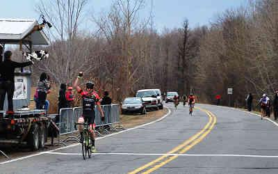 Encore une autre belle réussite pour le Grand Prix cycliste de la Mairie de Contrecoeur