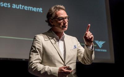 Martin Damphousse mise sur la vitalité économique de Varennes pour sa vision d'avenir