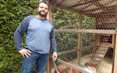 Poules pondeuses en zone urbaine: un citoyen de Saint-Roch appelle à la mobilisation