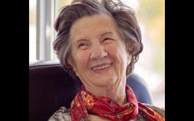 Verchères: un dernier hommage à Mme Yvonne Lebastard (Bellot)
