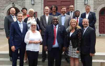 La MRC de Marguerite-D'Youville reçoit une importante délégation haïtienne