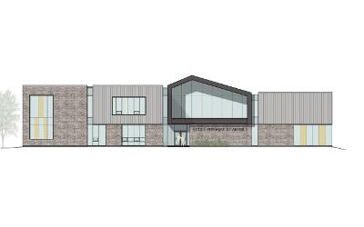 Saint-Amable: début des travaux pour la construction de la nouvelle école primaire le 10 juillet