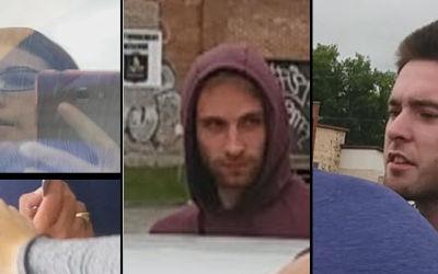 Sûreté du Québec: personnes à identifier pour menaces et méfaits