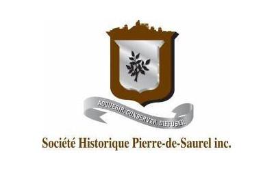 Le 9 avril: Conférences de la Société Historique Pierre-De-Saurel