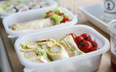 Chronique nutrition: les boîtes à lunch