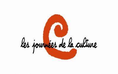 Du 28 au 30 septembre 2018: les Journées de la culture à Contrecoeur