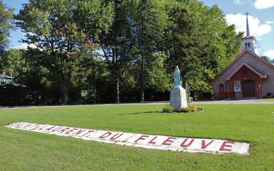 Un temps de prières de guérison à l'église Saint-Laurent-du-Fleuve