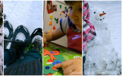 Chronique Vie de Famille: décembre en famille