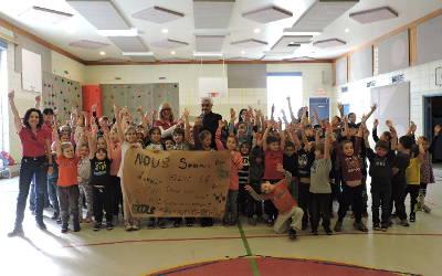 La MRC de Pierre-De Saurel grande gagnante du Défi municipalité de la Semaine québécoise de réduction des déchets