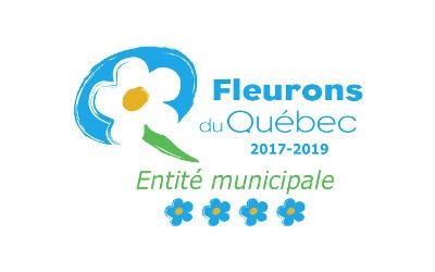 Dévoilement des résultats de la classification 2017 des Fleurons du Québec: la Municipalité de Verchères reçoit 4 fleurons!