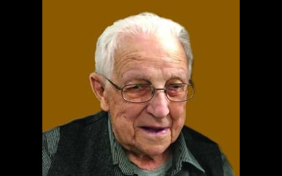 Verchères: un dernier hommage à M. Adrien Van Vliet