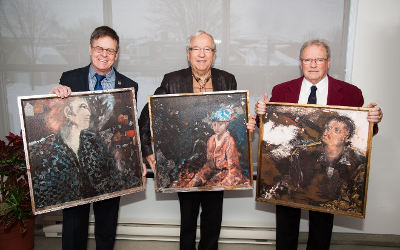 Biophare: une oeuvre de Soeur Jeanne Vanasse sera conservée grâce aux députés de la région