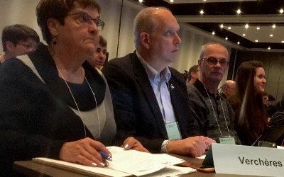 La politique familiale dont le Parti Québécois a doté le Québec sera poursuivie: pour un acroissement du nombre de places plus économiques en service de garde