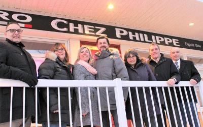 Le Bistro chez Philippe devient Bistro Philippe Rôtisserie +