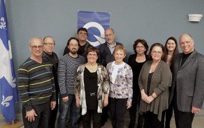 Assemblée générale annuelle du Parti Québécois de Verchères: «Un plan solide pour l'avenir de notre pays, le Québec» -Stéphane Bergeron