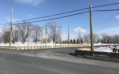 Varennes: dernière étape à franchir avant le passage des camions sur la montée de la Baronnie