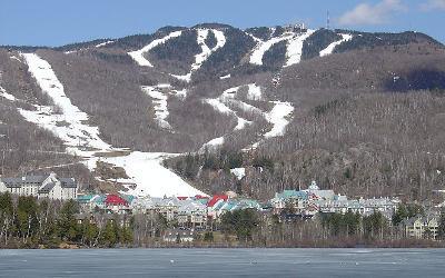 Le Bloc Québécois dénonce l'utilisation de la devise américaine par la station de ski Mont-Tremblant