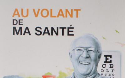 Saint-Antoine-sur-Richelieu: conférence Au Volant de ma santé