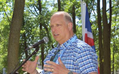Commentaires de la nouvelle députée de Verchères: Stéphane Bergeron courroucé