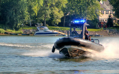 Alcool Zéro, naviguez sobres: Opération nationale weekend du 4 août
