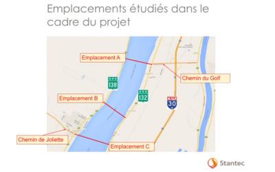 Pont STL 2028: le 22 août 2018, la MRC Pierre-De Saurel doit poser un geste concret