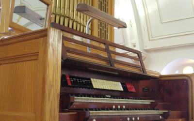 Un événement d'exception pour le 350e anniversaire de Contrecœur: Concert d'orgue à l'église de Contrecœur le 30 septembre