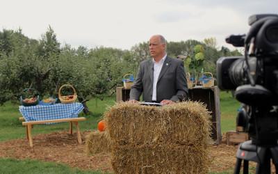 Verchères: pour « récolter » les fruits du travail amorcé, votons pour Stéphane Bergeron