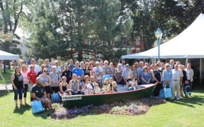 L'Accueil des nouveaux arrivants à Verchères: un succès pour la 19e édition