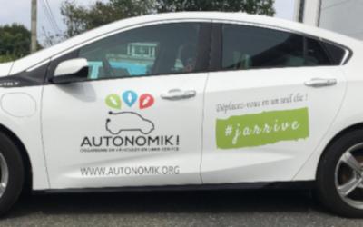 Autonomik, la mobilité à votre service: soirée d'information