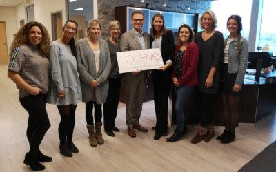 Entrepreneuriat féminin: la MRC de Marguerite-D'Youville et l'organisme Femmessor Montérégie soutiennent la mise en place du groupe CodEve