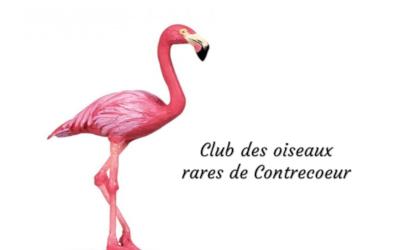 Club des oiseaux rares: conférence du Pharmachien
